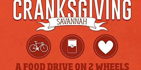 Savannah Cranksgiving Ride 2021 tickets