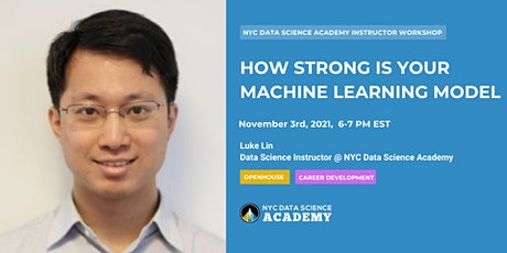 How Strong is Your Machine Learning Model? tickets