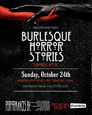 Burlesque Horror Stories tickets