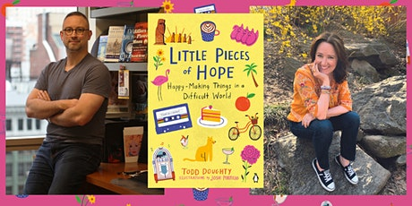 Little Pieces of Hope: A Virtual Evening with Todd Doughty & Helen Ellis tickets