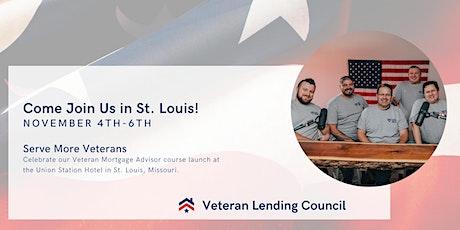 Veteran Mortgage Advisor   Launch St Louis Symposium tickets