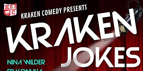 KRAKEN JOKES PRO/AM tickets