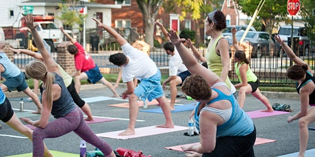 Cool Yoga with Maureen at Wellness Junction tickets