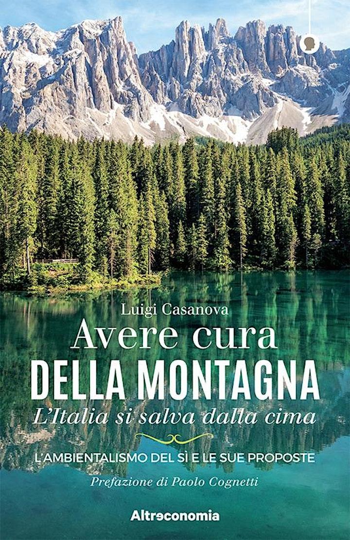 Immagine OLV - Presentazione del libro di Luigi Casanova: Avere cura della montagna