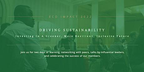 ECO Impact 2022 tickets
