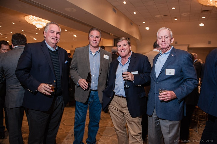 11th Annual HUNGRY MEN DINNER image