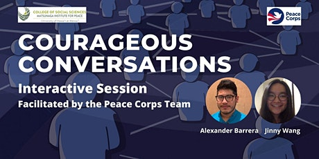 Courageous Conversations:  Peace Corps Team tickets