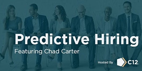Predictive Hiring:  Get it Right Every Time tickets