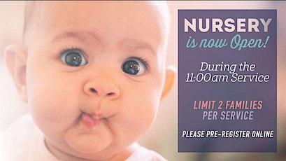 St Paul Nursery Registration tickets