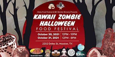 Kawaii Zombie Halloween Food Festival tickets
