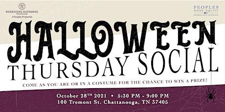 Halloween Thursday Social tickets