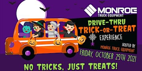Trick or Treat Drive Thru tickets