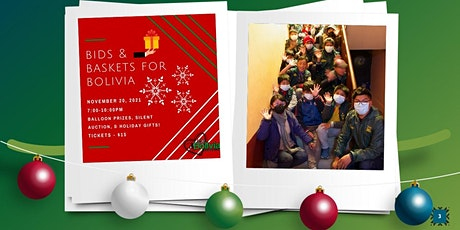 Bids & Baskets For Bolivia tickets