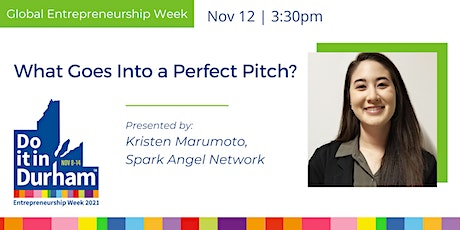 What Goes Into a Perfect Pitch? tickets