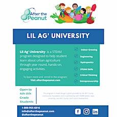 Lil Ag University tickets