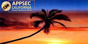 AppSec California 2016