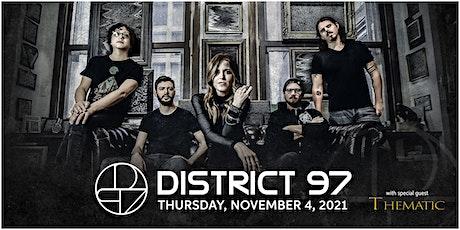 District 97 tickets