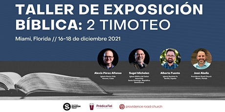Taller de Exposición Bíblica: 2 Timoteo tickets