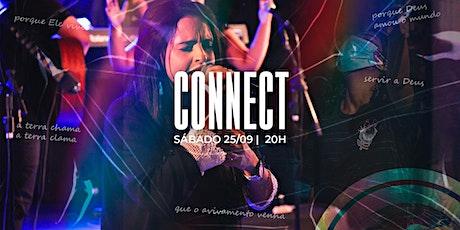 CONNECT - PRESENCIAL 25/09/2021 ingressos