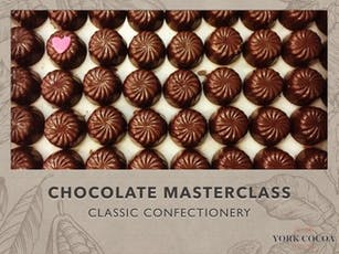 Classic Confectionery - Masterclass tickets