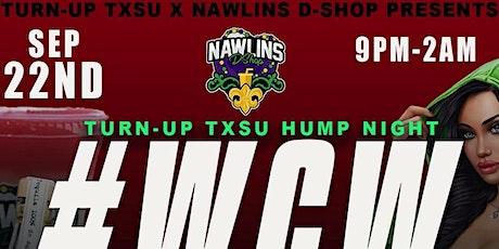Hump Night At Nawlins tickets