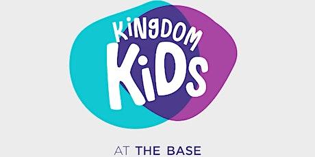 NCMI EQUIP | KINGDOM KIDS | THURSDAY 30 SEPT tickets