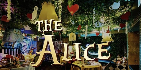 The Alice Cocktail Bar Immersive Experience tickets