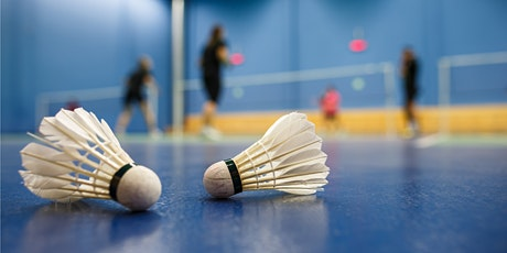 Badminton libre - Inscription session automne 2021 tickets