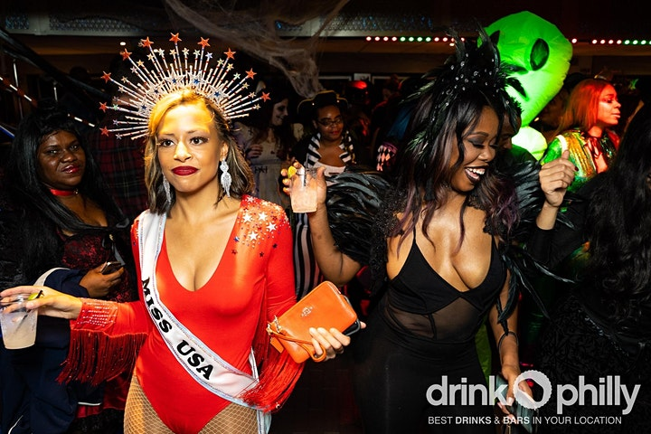 Drink Philly's Halloween Boat Party, Oct 29 image
