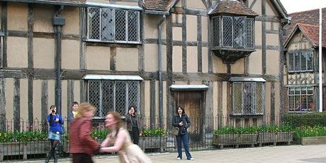 Shakespeare and Stratford tickets