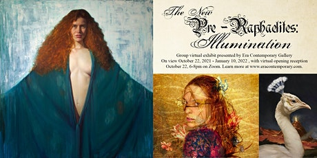 The New Pre-Raphaelites: Illumination; Virtual Exhibition Opening Reception tickets