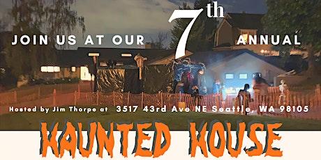 7th Annual Laurelhurst Haunted House tickets