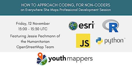 How to Approach Coding for Non-Coders biglietti