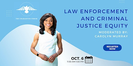 Law Enforcement and Criminal Justice Equity tickets