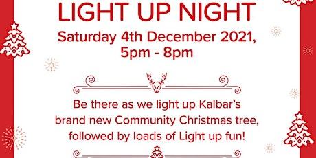 Light Up Kalbar: Christmas tickets