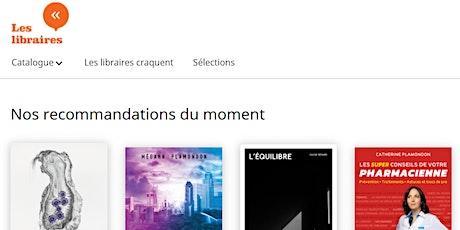 Achats de livres numériques sur le site des Collectivités des LIQ billets