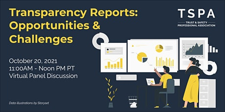 Transparency Reports: Opportunities & Challenges tickets