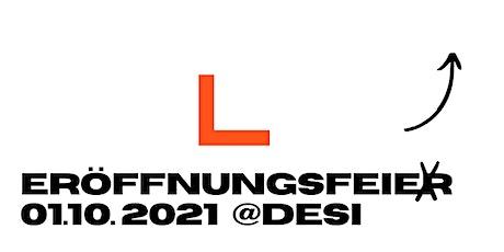 """Eröffnungsfeier von """"DIE UNSICHTBARE*"""" mit Podiumsdiskussion und tickets"""