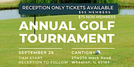 Annual GOLF Tournament HBAGC tickets