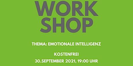 Emotionale Intelligenz - Schlüsselkompetenz für Erfolg Tickets