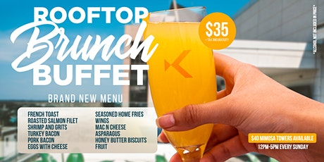 Brunchin on the Roof at  Kabana Rooftop tickets