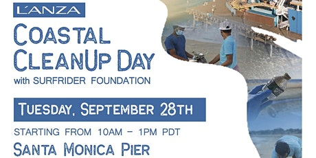 L'ANZA Coastal Cleanup with the Surfrider Foundation tickets