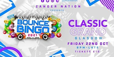 Zander Nation Bounce Bingo ( Birthday Bash ) tickets