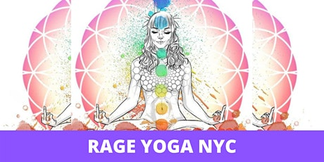 Rage Yoga Online Class tickets