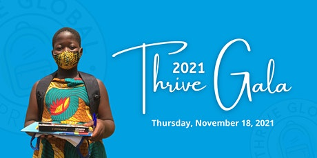 2021 Thrive Global Project Virtual Gala tickets