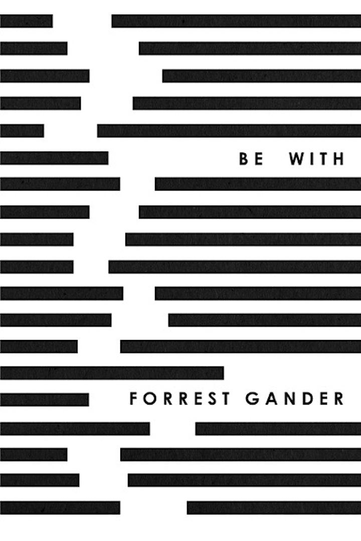 Forrest Gander | Reading + Book Signing image