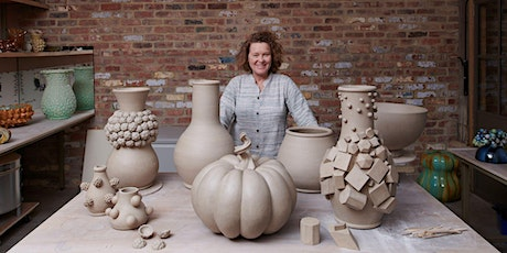 Kate Malone M.B.E Pottery Talk - Earth, Air, Fire, Water tickets