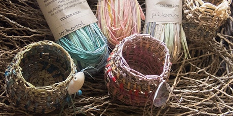 Wonky Basket Weaving Workshop tickets