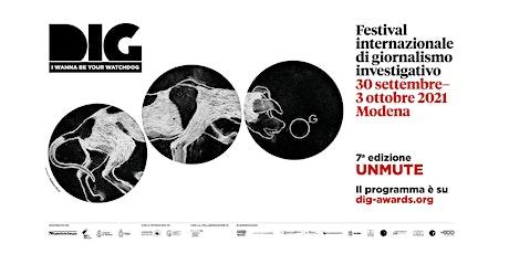 DIG 21   Ideare, produrre e distribuire una serie-documentario nel 2021 biglietti