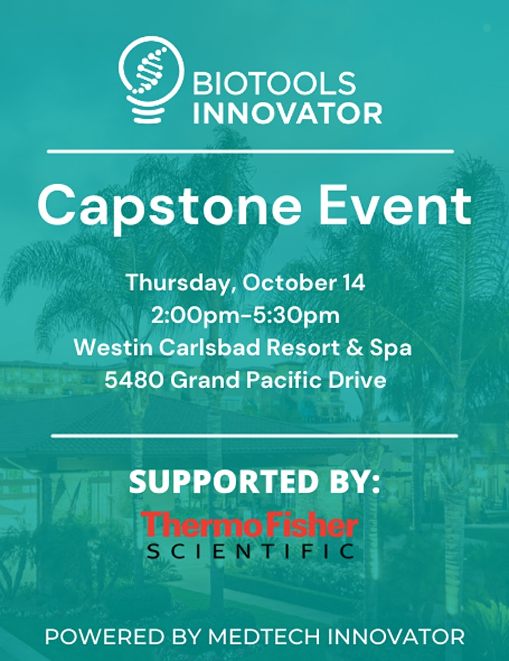 BioTools Innovator Capstone Event image